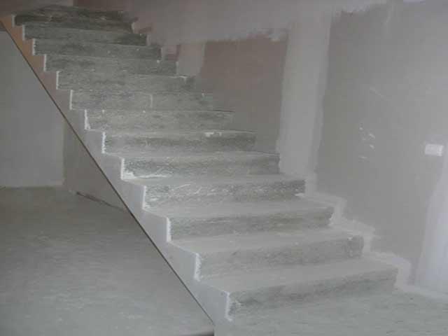 disposition armatures acier escalier balanc 1 4 tournant marches balanc es b ton arm. Black Bedroom Furniture Sets. Home Design Ideas