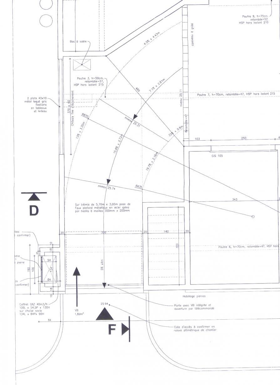 question rampe d 39 acces sous sol b ton arm civilmania. Black Bedroom Furniture Sets. Home Design Ideas