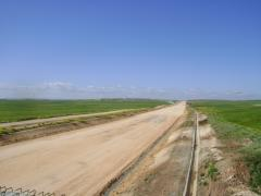 Drainage Autoroute (géotextiles)