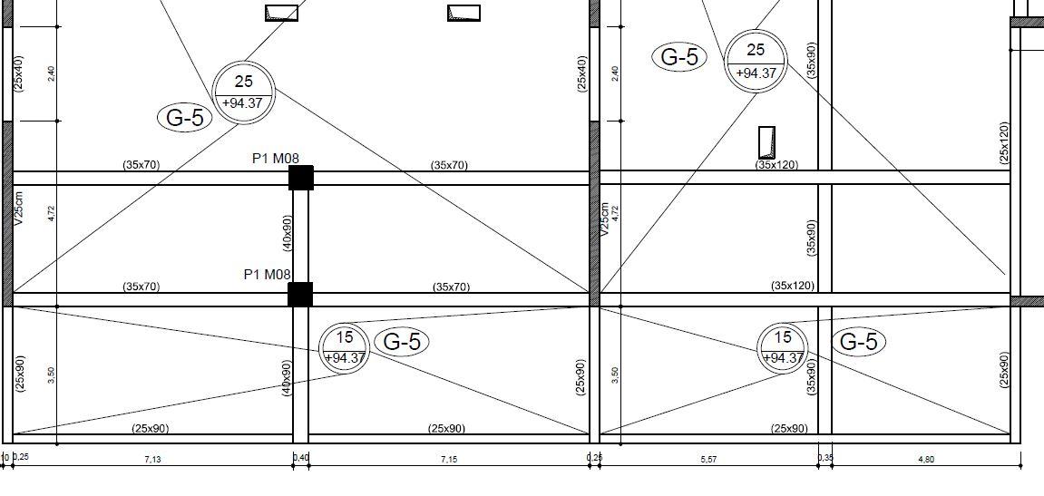 comment calculer une dalle console console longues b ton arm civilmania. Black Bedroom Furniture Sets. Home Design Ideas