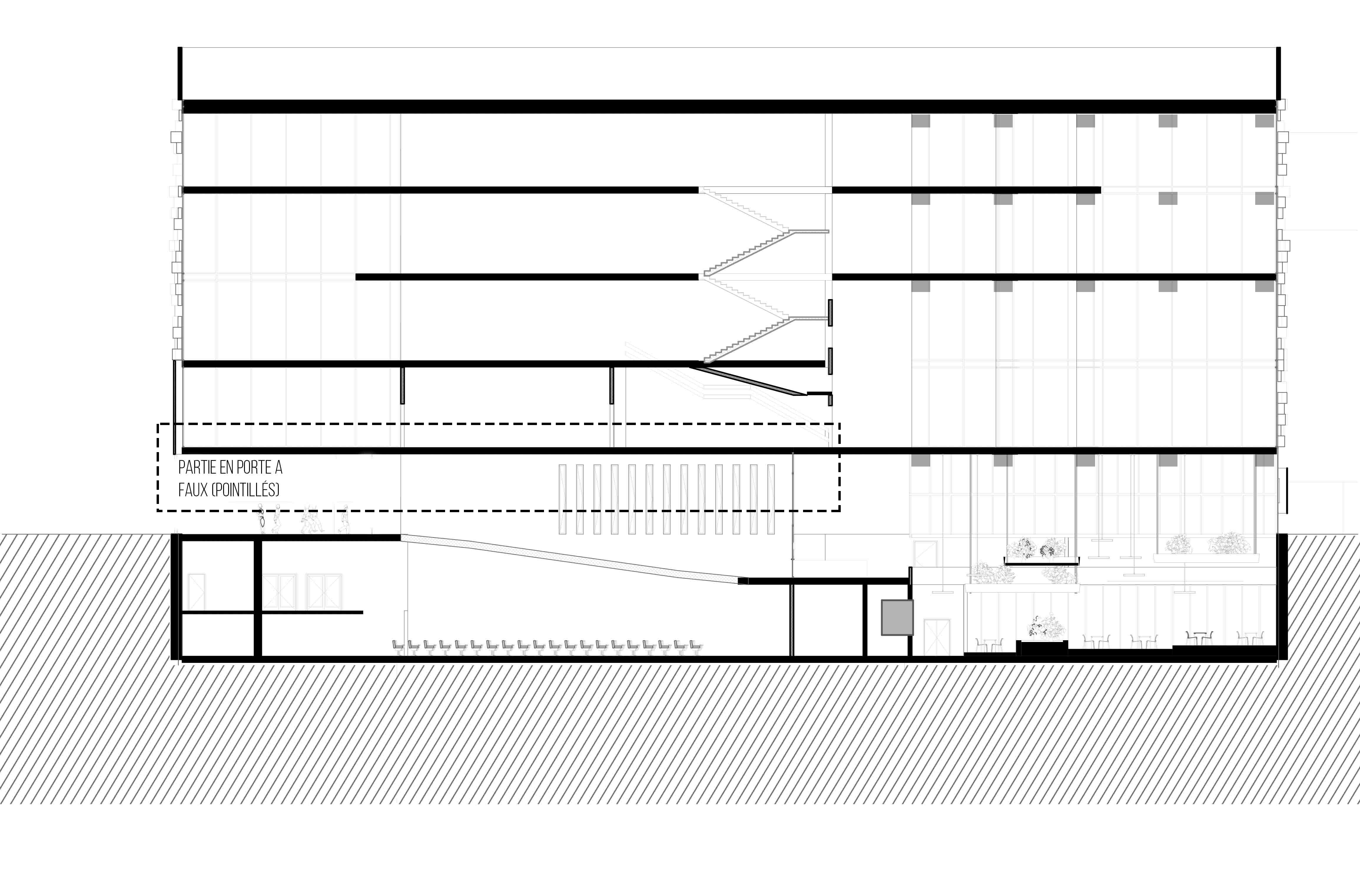 dimensionnement porte faux b ton arm civilmania. Black Bedroom Furniture Sets. Home Design Ideas