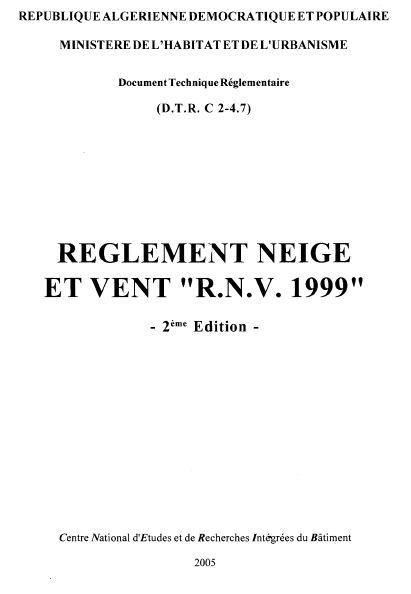 RNV 1999 - 2ème édition (2005).JPG