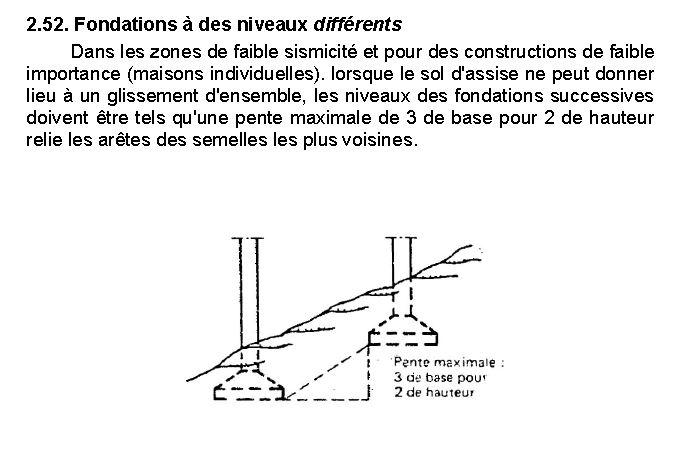 Fondations a niveau differents.JPG